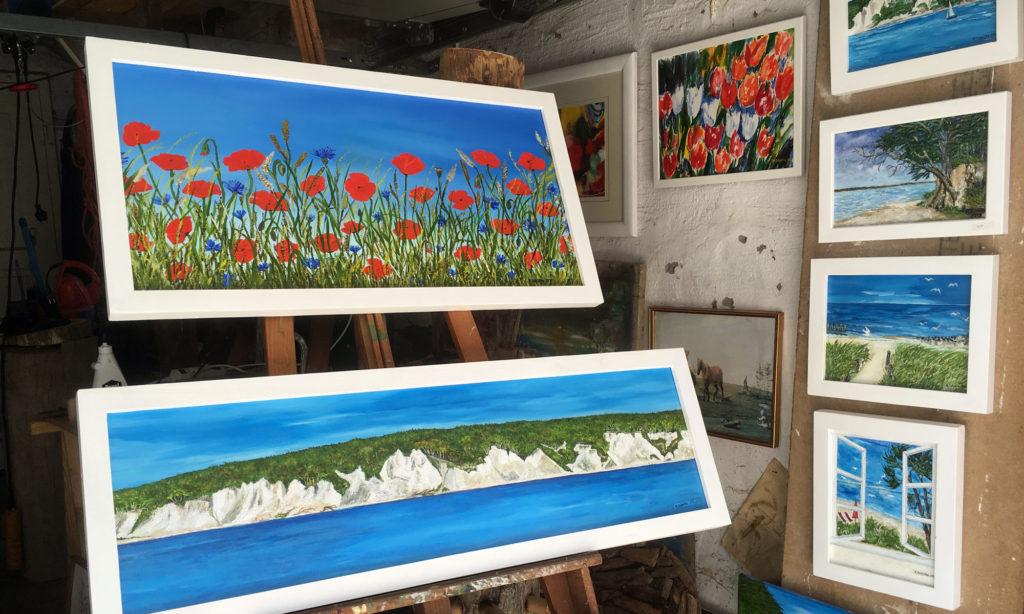 Rügen Bilder und Kunstwerke